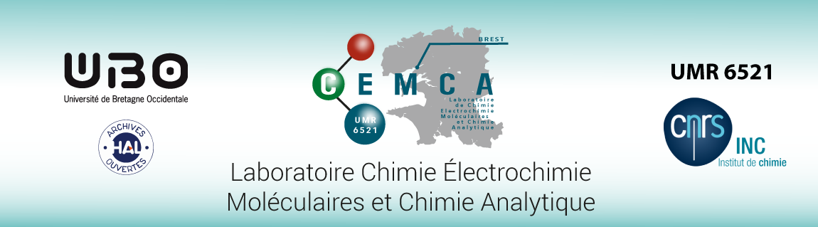 Chimie Electrochimie Moléculaires et Chimie Analytique ... a312034a5421